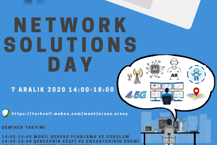 Poster: Network Solutions Day